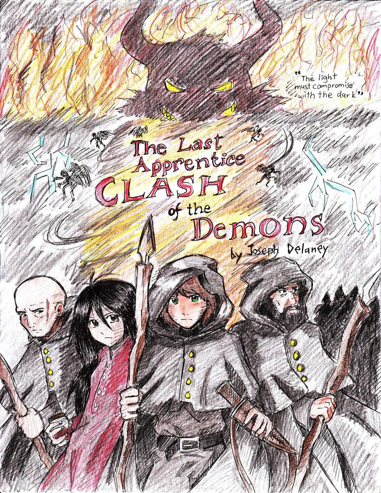 TLA: Clash of the Demons by RustyArtist