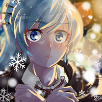 Weiss route ending by mikkusushi