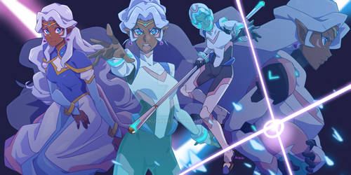 4 kinds of Allura
