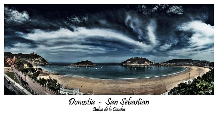 Panorama de la Concha by jvillar
