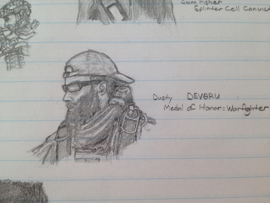 Dusty 'The Only Easy Day was Yesterday' by Eman-Ekaf on ...