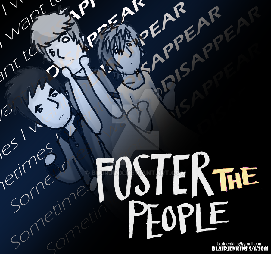 Pictures Of Foster The People Art Kidskunstinfo