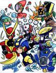 Megaman 2 exe