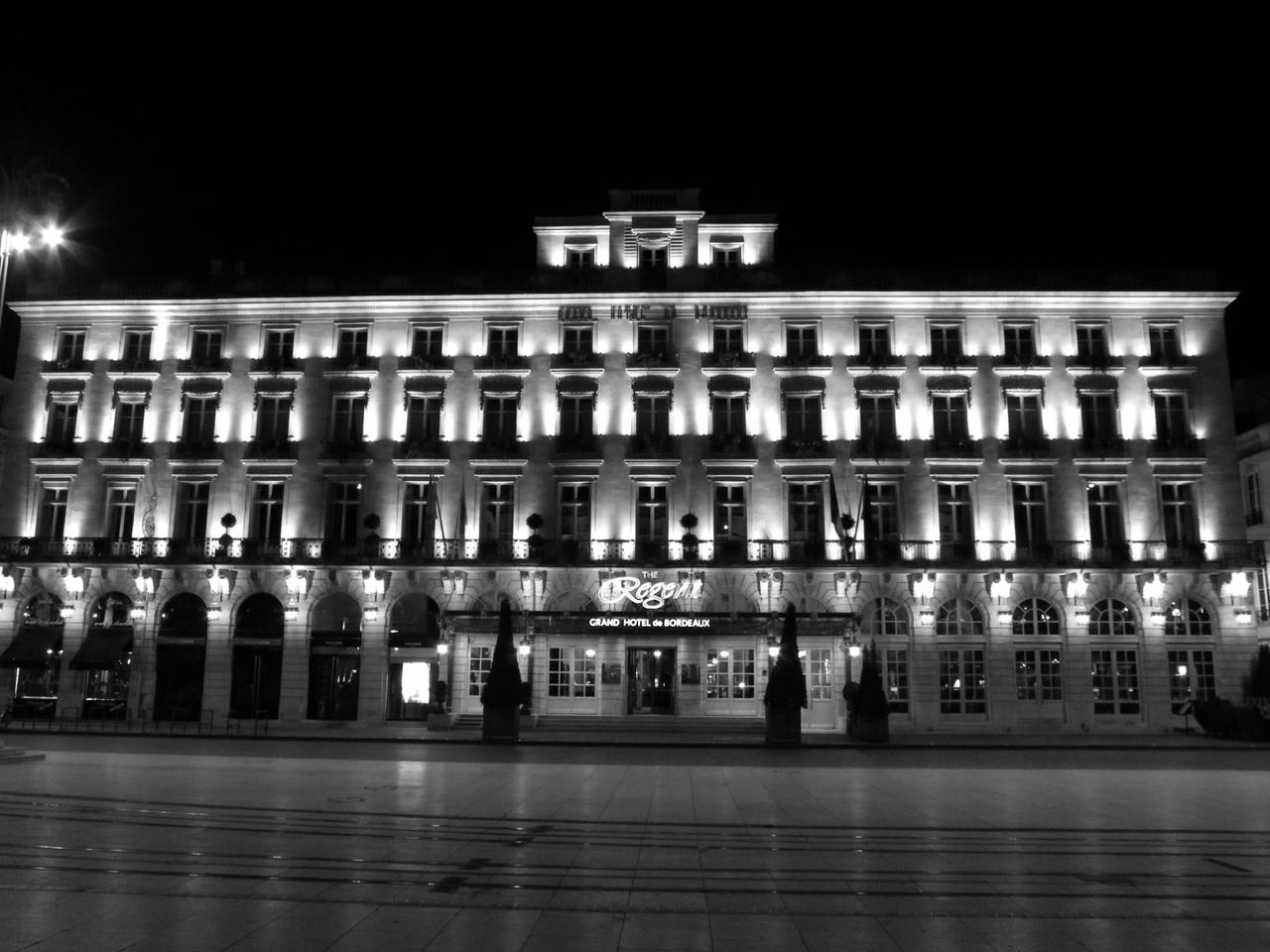 Grand Hotel Bordeaux Bar