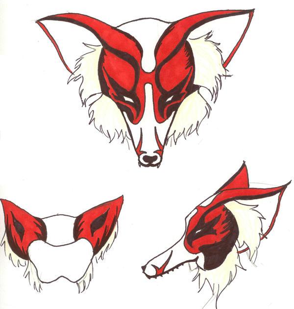 Kitsune Mask By ThisPerfectNonsense On DeviantArt