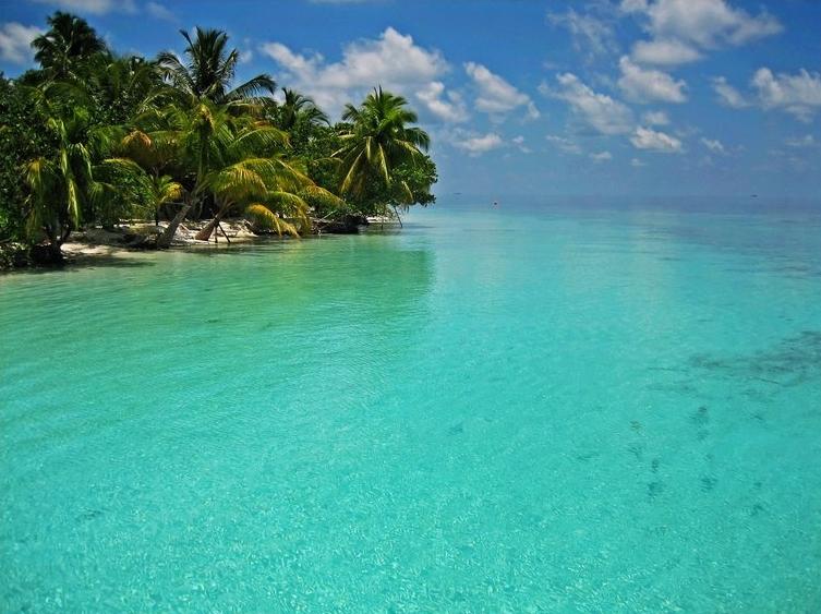 Maldives II by Pecetta