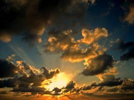 Sunset by Pecetta
