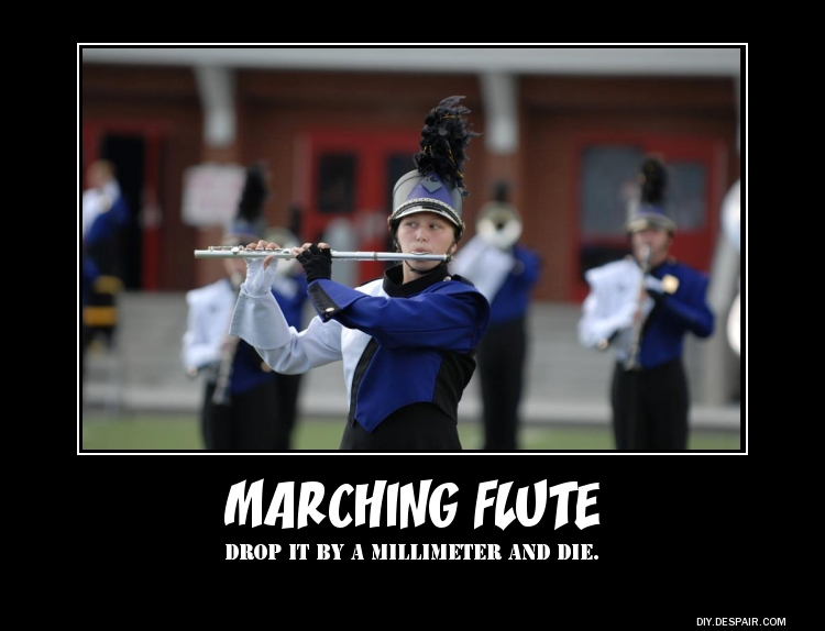 Marching Flute