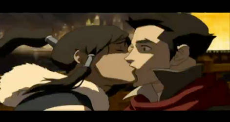 Makorra Kiss (Cropped)