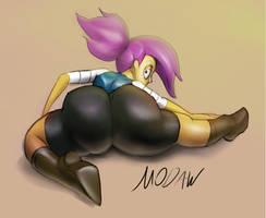 Enid Booty Sketch by modaw
