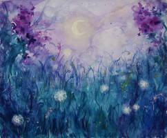 Garden of Dreams by Ninquelen