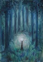 Melancholy by Ninquelen