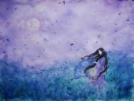Evening dreamer by Ninquelen
