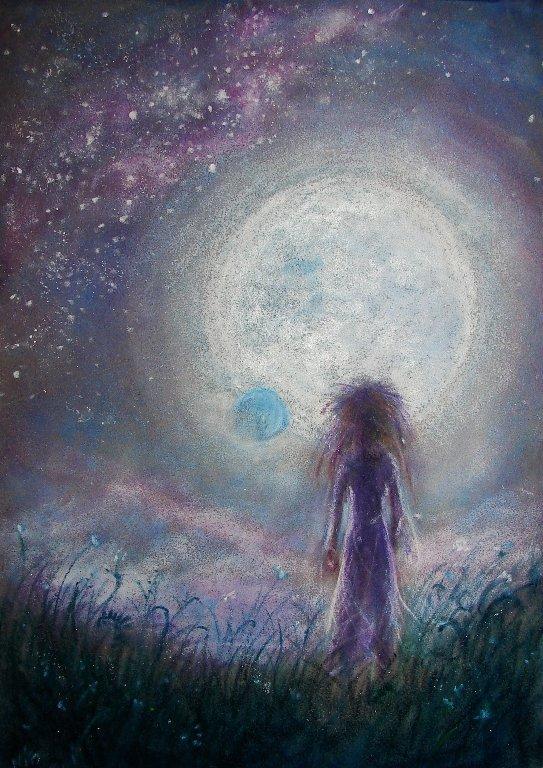 Cosmic Dusk by Ninquelen