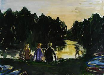 Hancza by Ninquelen