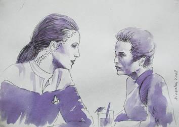 a date by Ninquelen