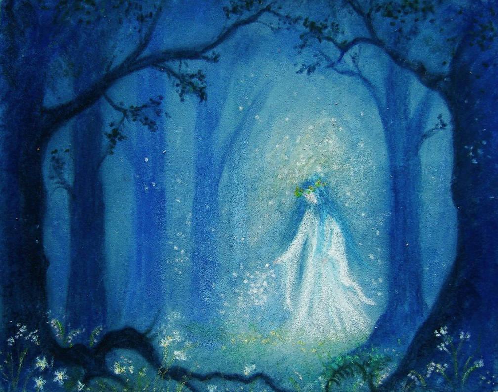 Fairy tale by Ninquelen