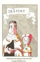 Destiny Cover by Mrcappy
