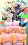 Happy B-Day, Zindy!(censored)
