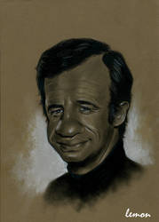 Jean Paul Belmondo by Franki1981