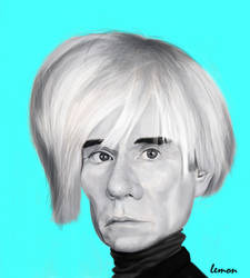 Andy Warhol by Franki1981