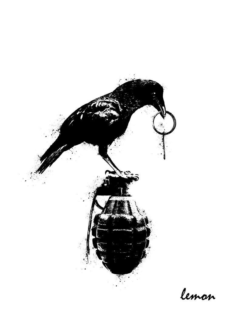crow by Franki1981