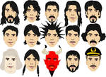 The Many Looks Of Dave Grohl