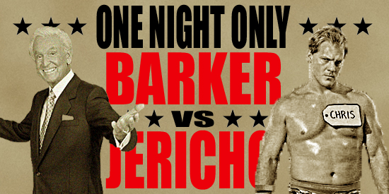 Jericho vs Barker by RandMHer08