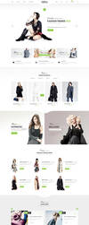 Pathos - eCommerce PSD template by youwes