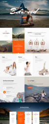 De Maxin Yoga Template V.3 by youwes