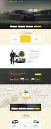Royal Cars PSD Template Home V.1 by youwes