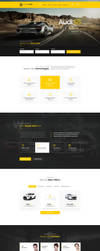 Royal Cars PSD Template Home V.4 by youwes