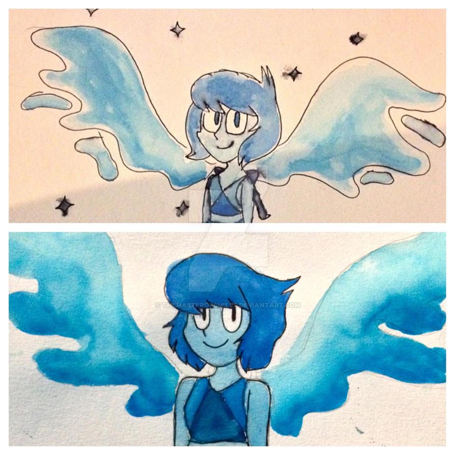 Lapis lazuli comparison by TheMasterOfSmiles