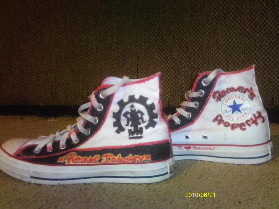 Reaver Industry Shoes by VoldemortsLeftNipple