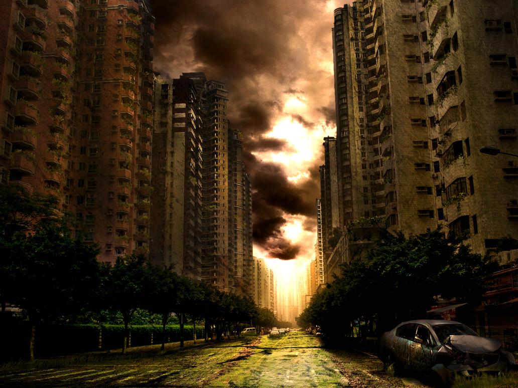 Apocalypse by DearJune