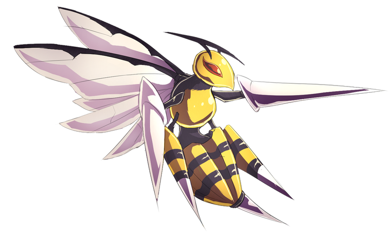 how to get beedrill hidden ability