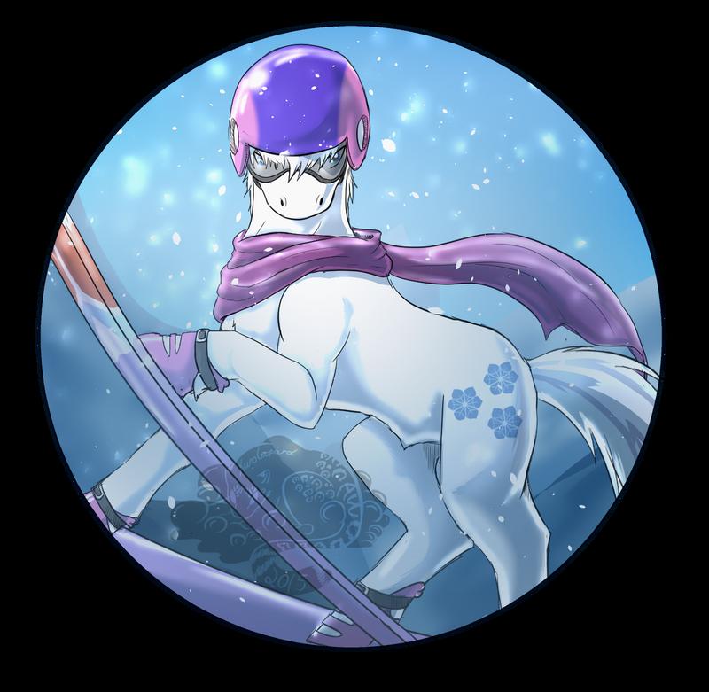 Double Diamond bubble by Kuroleopard