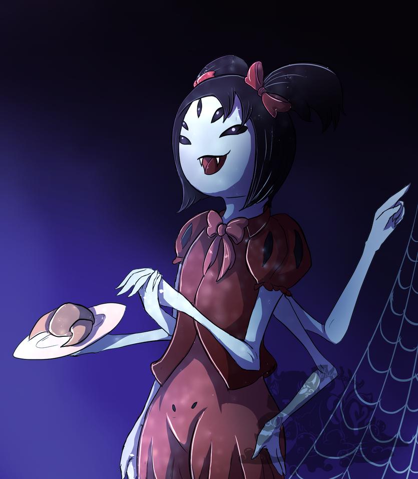 muffet_s_spider_pastries_by_kuroleopard-