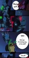 Laser shenanigans by Blitzblotch