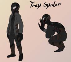 Trap Spider:Spidersona by Blitzblotch