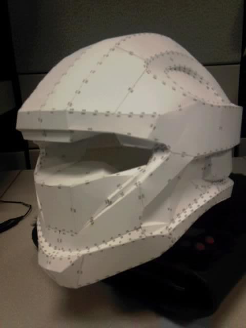 Recon Helmet WiP by Sutekhian
