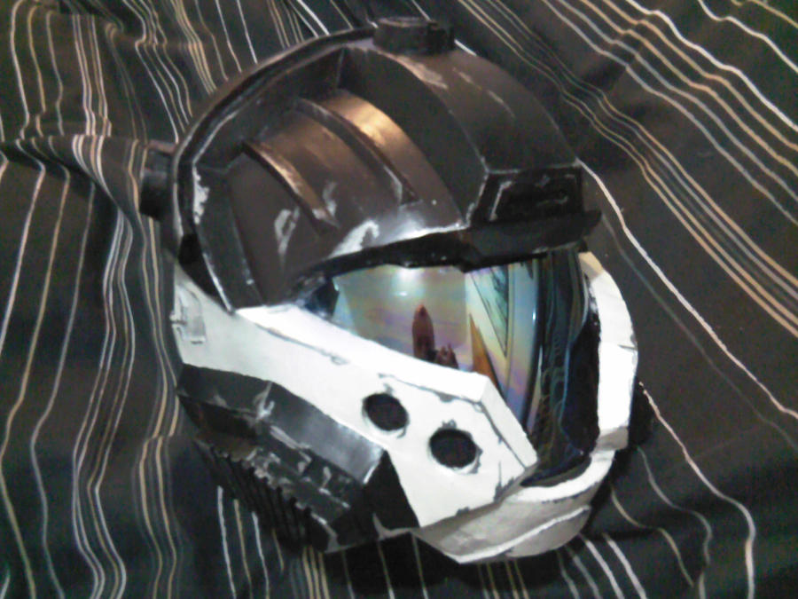 Halo 3 CQB Helmet Cosplay by Sutekhian on DeviantArt