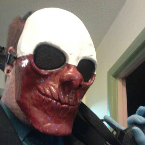 The Gallery For --> Payday Wolf Masks