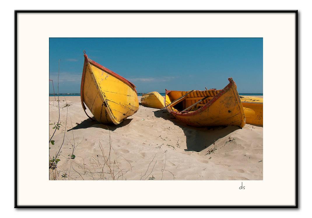Retired On Sand  2 by DanStefan