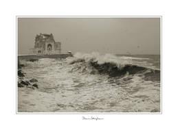 die Wellen weinen leise by DanStefan