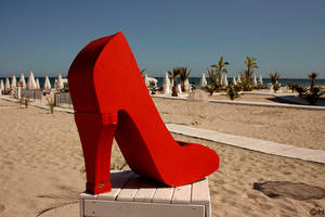 Red Shoe by DanStefan