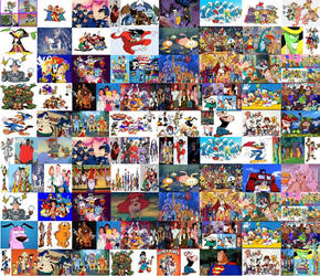 Best Old 80's and 90's Cartoons TV Shows Ever