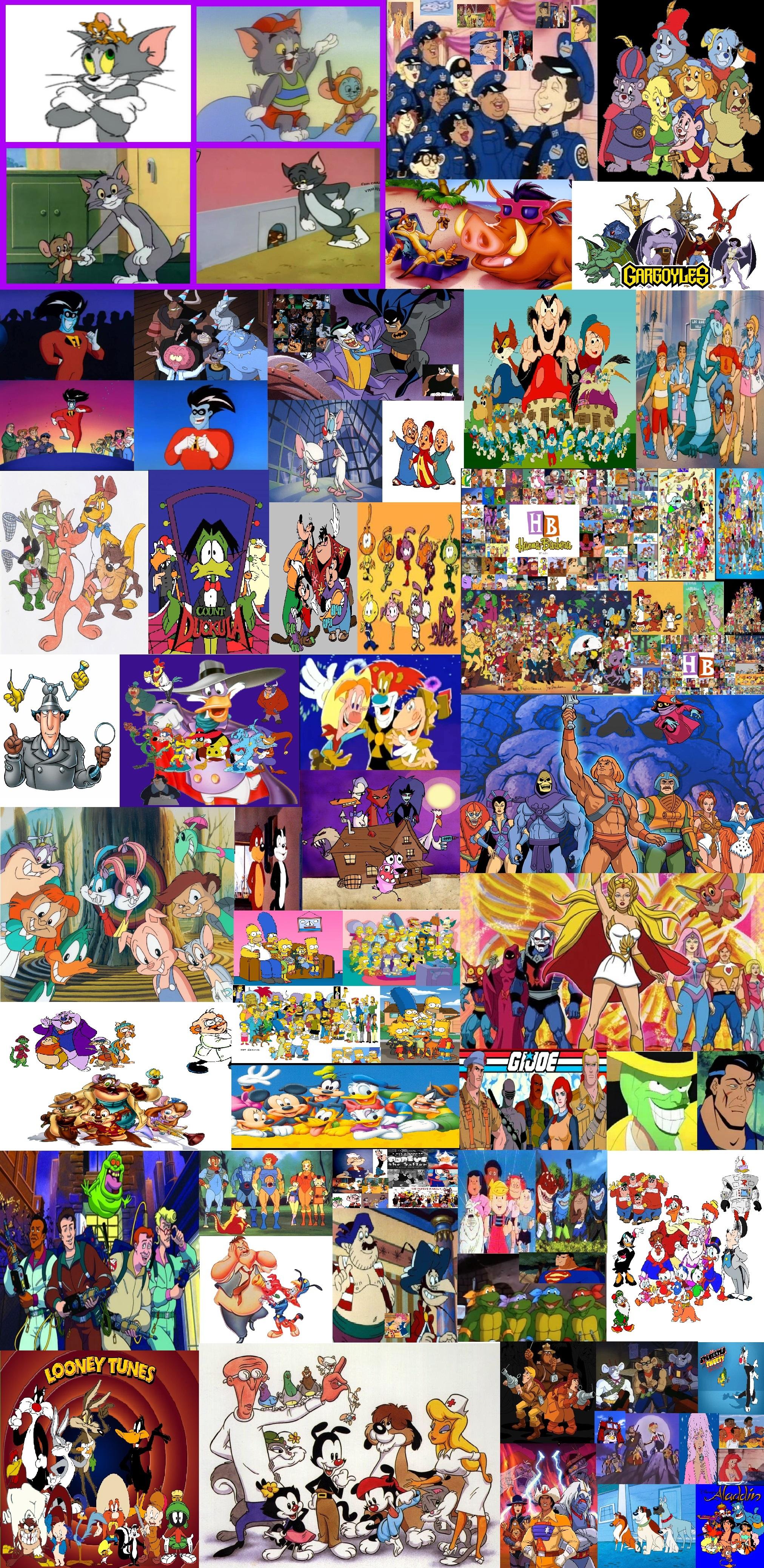 Italy's Favorite Cartoons