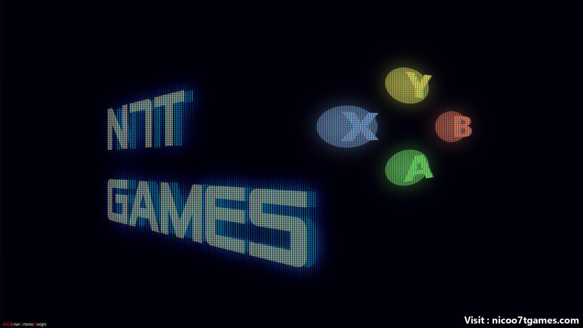 N7T Games by BrianAntonio