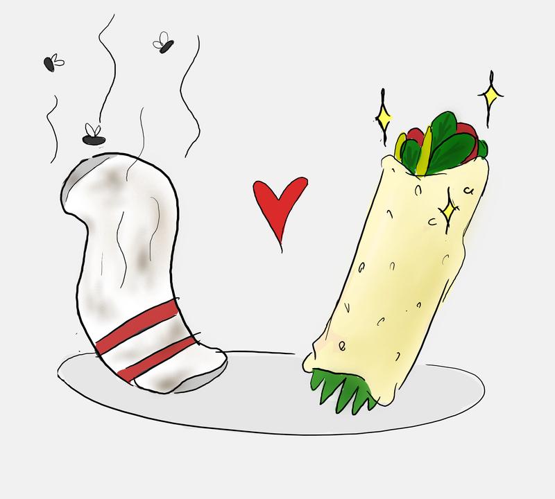 Burritomance by SenpaijaACLx3